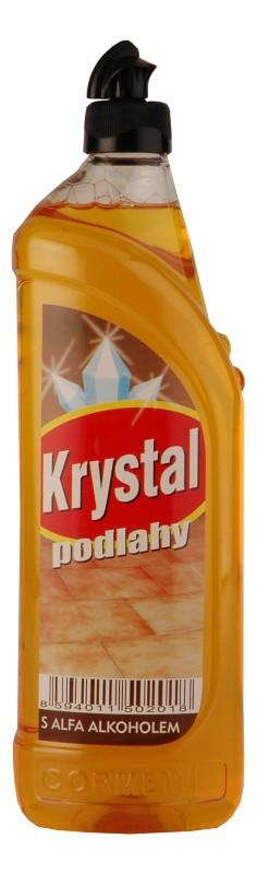 Čistič podlah - dlažba Krystal 750ml