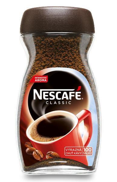 Káva Nescafé Classic 200g instantní