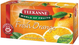 Čaj Teekanne ovocný Fresh orange