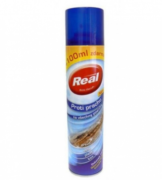 Real proti prachu 400ml