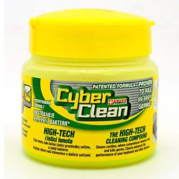 Cyber Clean dezinfekce na klávesnice a telefony