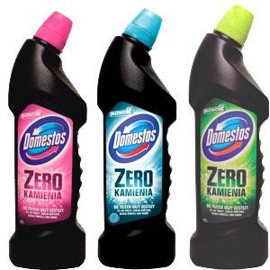 Domestos Zero čistič WC 750ml