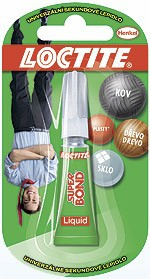 Lepidlo Loctite Super 3g
