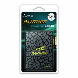 Apacer interní SSD disc AS340