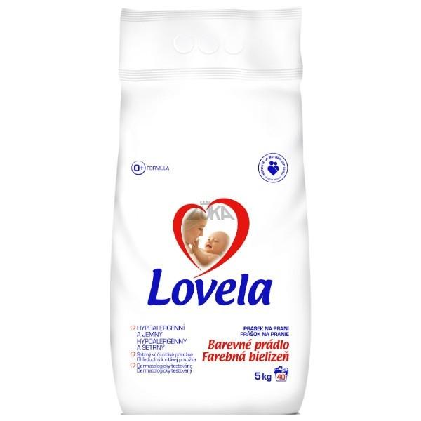 Lovela Color 5 kg prášek pro alergiky