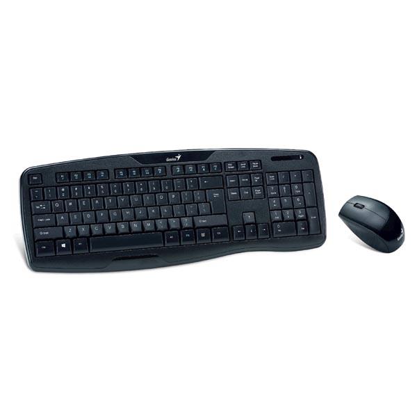 Sada klávesnice KB-8000X, AA, multimediální s myší