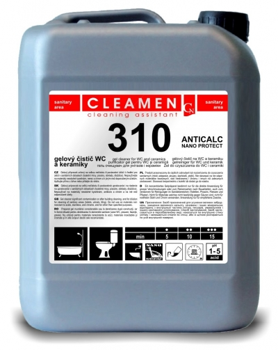 Cleamen 310 5l čistič WC