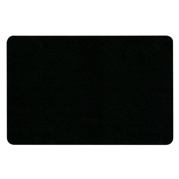 Podložka pod myš ultra tenká černá