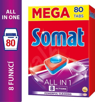 Somat All in one 80 tablet