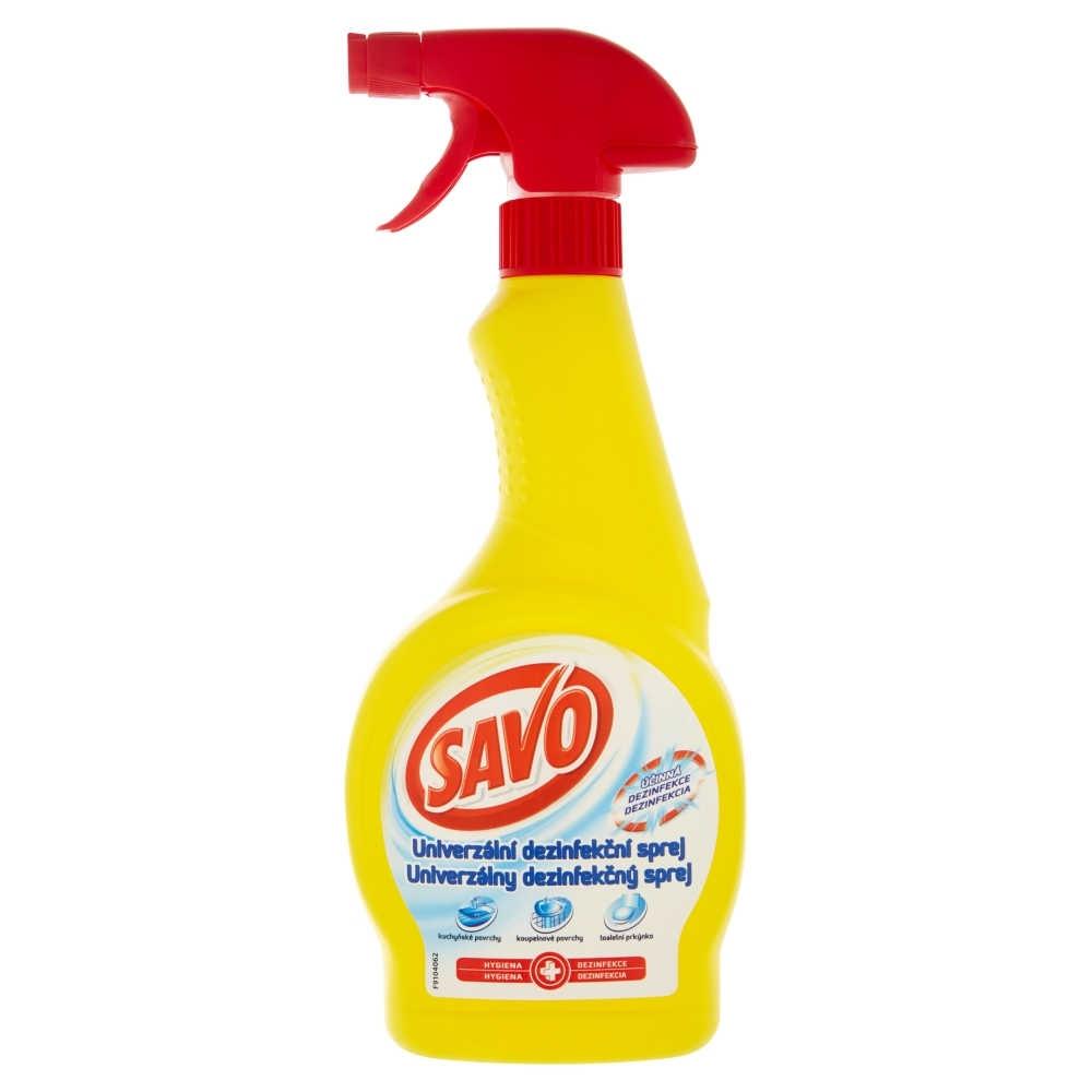 Savo dezinfekční sprej 500ml