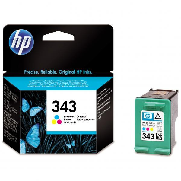 HP C8766EE No.343 color