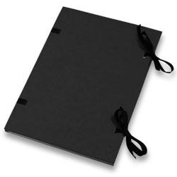 Desky s tkanicí A4 knihařské jednobarevné